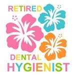 Hibiscus Retired Dental Hygienist