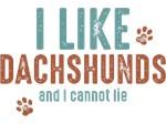 I Like Dachshunds