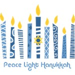 Peace Light Hanukkah