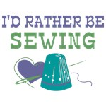 Rather Be Sewing