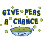 Give Peas a Chance - V