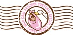 Precious Contents Stamp Pink