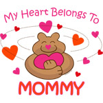 Heart Belongs To Mommy
