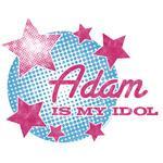 Halftone Idol Adam