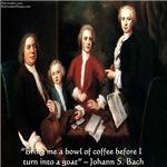 Johann S Bach