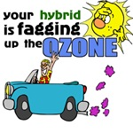 Your Hybrid Is Fagging Up The Ozone
