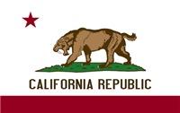 Smilodon California Flag