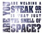 Space Smells like...