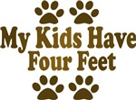 My Kids have four Feet