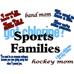 American Family life - Sports, Band, etc.