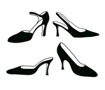 Ladies Shoe Party