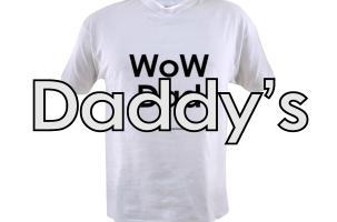 Warcraft: Daddy's T-Shirts