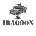 War T US Special Forces Racoon theme