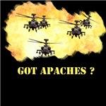 GOT APACHES MK11 T-SHIRTS