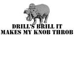 USMC Tees.Army Drill funny theme