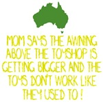 Australian Baby Clothes with Australian slang