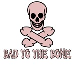 Sexual T-Shirts,Bad to the Bone