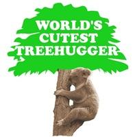 Green Koala clothing for green Tree huggers