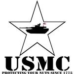 USMC T 1775 funny design