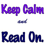 Keep Calm and Read On.