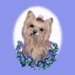 Yorkshire Terrier (Yorkie) Designs
