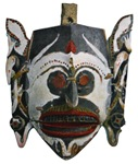 Melanesian Ceremonial Mask