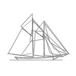 Fishing Schooner (Grampus)