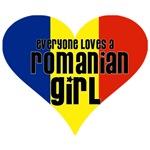 everyone loves a romanian girl