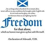 scottish freedom