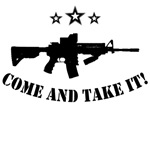 ar 15 come and take it