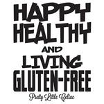 Happy Healthy & Living Gluten Free