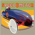 Speedometer Coaster Car