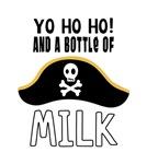 YO HO HO! And A Bottle Of Milk