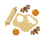 Halloween Cookie Cu...