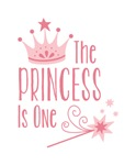 The Princess Is One