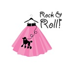 Rock and Roll Poodle Skirt