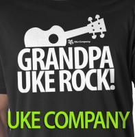 Grandpa Uke Rock!