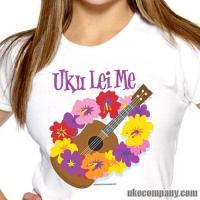 Uku Lei Me apparel