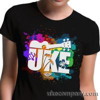 Color Me Uke!