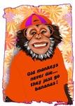 Getting Older Humor Funny Monkey
