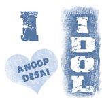 Anoop Desai American Idol Fan Gear