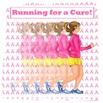Breast Cancer Awareness Runners or Breast Cancer W