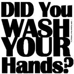 Washed Hands?