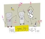 Feel Your Joy Fully