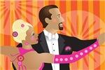 Dancers Illustration