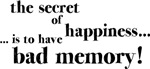 Secret of Happines