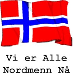<b>Vi er Alle Nordmenn Nå - We're Norwegians Now</