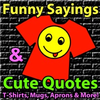 Funny Sayings & Cute Quotes