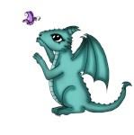 chibi dragon michi