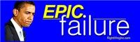 Obama - Epic Failure